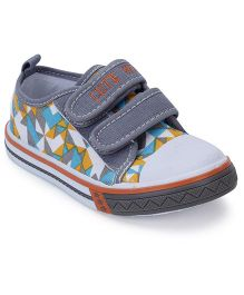 Cute Walk Casual Shoes - Grey