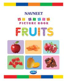 My First Picture Book Fruits - English