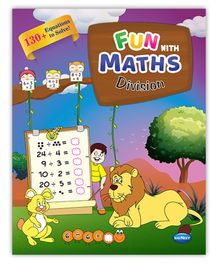 Fun With Maths Division Book - English