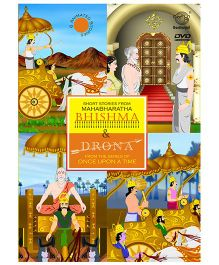 Sony Mahabharatha Bhishma And Drona DVD - English