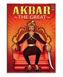 Sony DVD Akbar The Great - English