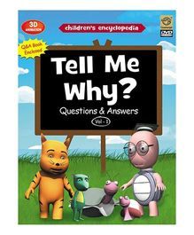 Tell Me Why Volume 1 DVD - English