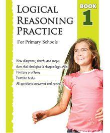 Macaw Logical Reasoning Book 1 - English