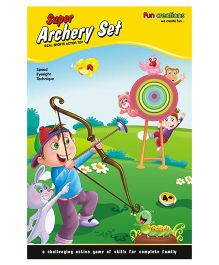 Brands Super Deluxe Archery Set - Multicolor