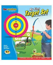 Brands My Firsy Target Set ORD - Multicolor