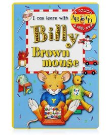 I Can Learn With Billy Brown Mouse