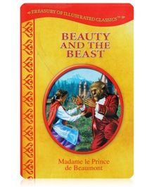 Modern Publishing Treasury Of Illustrated Classic Beauty And The Beast