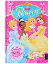 Disney Princess Holiday Annual