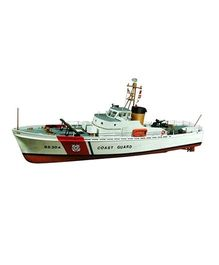 Lindberg US Coast Guard Cape Class Patrol Boat Model Kit