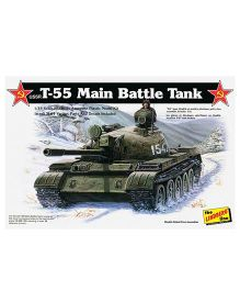 Lindberg USSR T-55 Battle Tank Model Kit