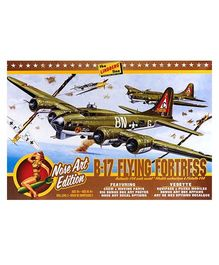 Lindberg B-17G Bomber Nose Art Model Kit
