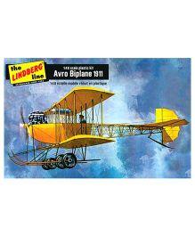Lindberg Avro Biplane 1911 Plastic Model Kit