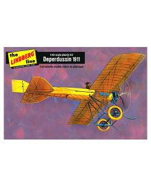Lindberg Deperdussin 1911 Plastic Model Kit