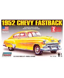 Lindberg 1952 Chevy Fastback Plastic Model Kit