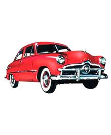 Lindberg 1949 Ford Tudor Coupe Plastic Model Kit