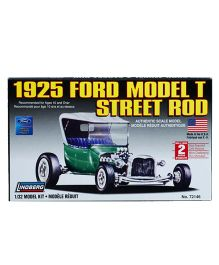 Lindberg 1925 Ford Model T Street Rod Model Kit