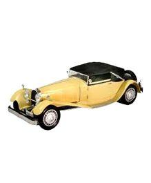 Lindberg 31 Bugatti Royale Victoria Plastic Model Kit