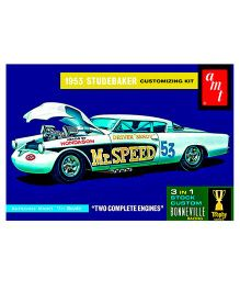 Amt Studebaker Starliner Mr Speed Model Kit