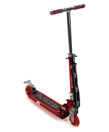 Fab N Funky - Red Scooter