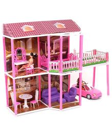 Toyzone My Doll House - Pink