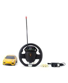 Smiles Creation Super Imitate Remote Controlled Car Toy - Yellow