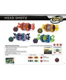 Silverlit - IR Head Shotz Singles