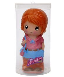 Speedage Jennifer Money Bank Toy - Pink And Purple