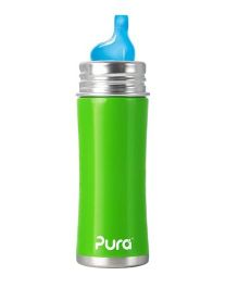 Pura Sippy With XL Spout - Green