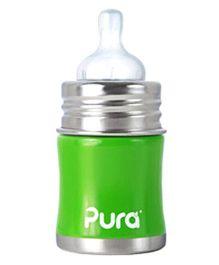 Pura Small Infant Bottle - Green