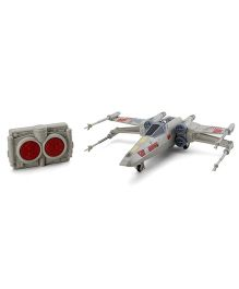Star Wars Remote Controlled Classic X Wing Starfighter - Grey