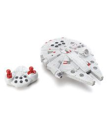 Star Wars Remote Controlled Classic Millennium Falcon - White