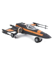 Star Wars Remote Controlled Poe's X Wing Fighter - Black