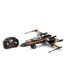 Star Wars Remote Control U Command Hero Starfighter - Black And Orange
