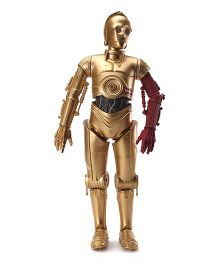 Star Wars Interactive C 3P0 Robotic Droid - Golden