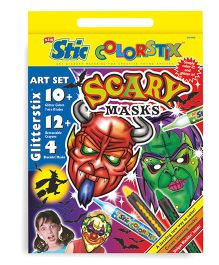 Stic Colorstix Scary Masks Set