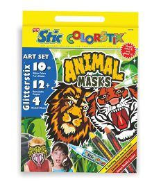 Stic Colorstix Animal Masks Set