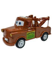Majorette Mater Full Function Remote Control Car - Brown