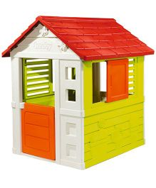 Smoby Nature Playhouse - Multicolor