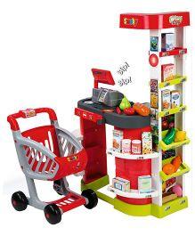 Smoby City Shop Toy - Multicolor