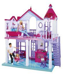 Simba Steffi Love My Dream House - Purple And Pink