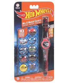 Hot Wheels Digital Watch With 10 Dials