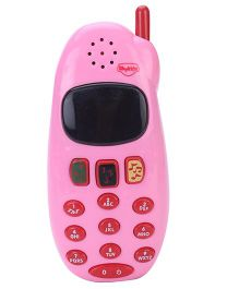 Skykidz Mitashi Kiddy Smart Phone - Pink