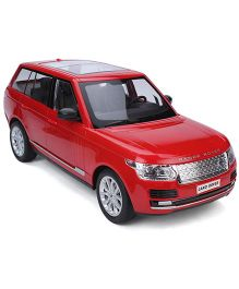 Mitashi Dash Range Rover Remote Controlled Car Toy - Red