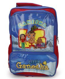 Pep India Little Ganesha School Bag - 17 Inch