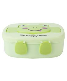 Happy Time Print Lunch Box - Green