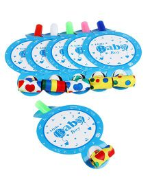 Funcart Little Baby Theme Blowouts - Blue