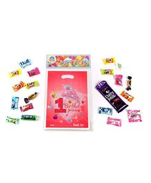 Funcart Sweet At One Princess Theme Loot Bag