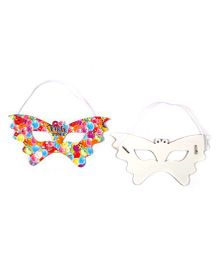 Funcart Party Time Theme Eye Mask - Pack of 6