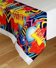 Funcart Fun & Frolic Party Theme Plastic Cover Sheet