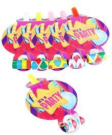 Funcart Fun & Frolic Party Theme Blowouts